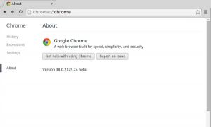 Getting to know about in this tutorial how to install latest release betaversion of Google Chrome 38.0.2125.24 in Ubuntu, Linux Mint, Elementary OS, Bodhi Linux, Debian, Crunchbang, Pinguy OS, Fedora, CentOS, OpenSUSE, Mageia and OpenMandriva andother derivative systems. All eyes on these days means lookingspeed of browser development, becauseyou're never more than a month or …