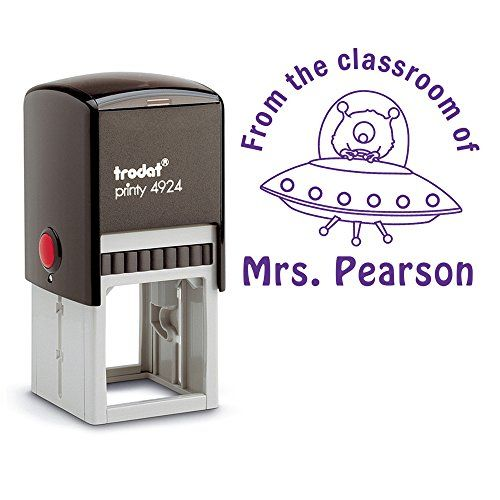 Purple Ink, From the Classroom of Teacher Stamp Alien Spa... https://www.amazon.com/dp/B01M01LXMK/ref=cm_sw_r_pi_dp_x_IybGyb1YPGKG4