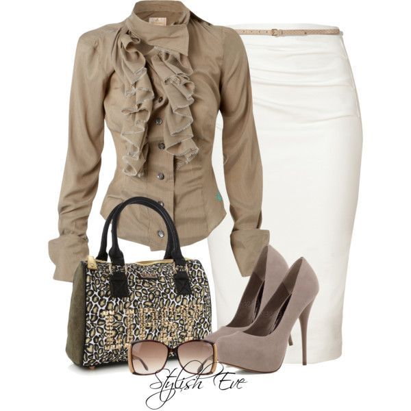 Outfits 2013 Formal Wear With Pencil Skirts Hourglass Figure Stylish Eve And Formal Wear