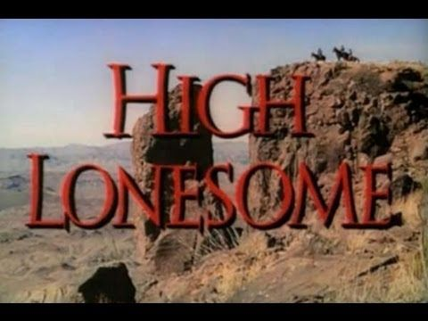 "High Lonesome (1950) - Western Movie, Full Length, in Color - High Lonesome. A drifter (John Drew Barrymore) is suspected of murder, when the real murderers are two men who everybody thinks are dead. This movie was filmed back to back with ""The Sundowners"" on the same set."