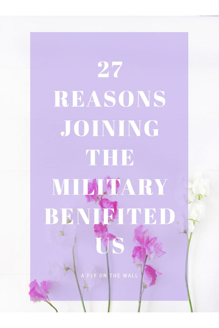 How joining the Air Force benefited myself and my family!