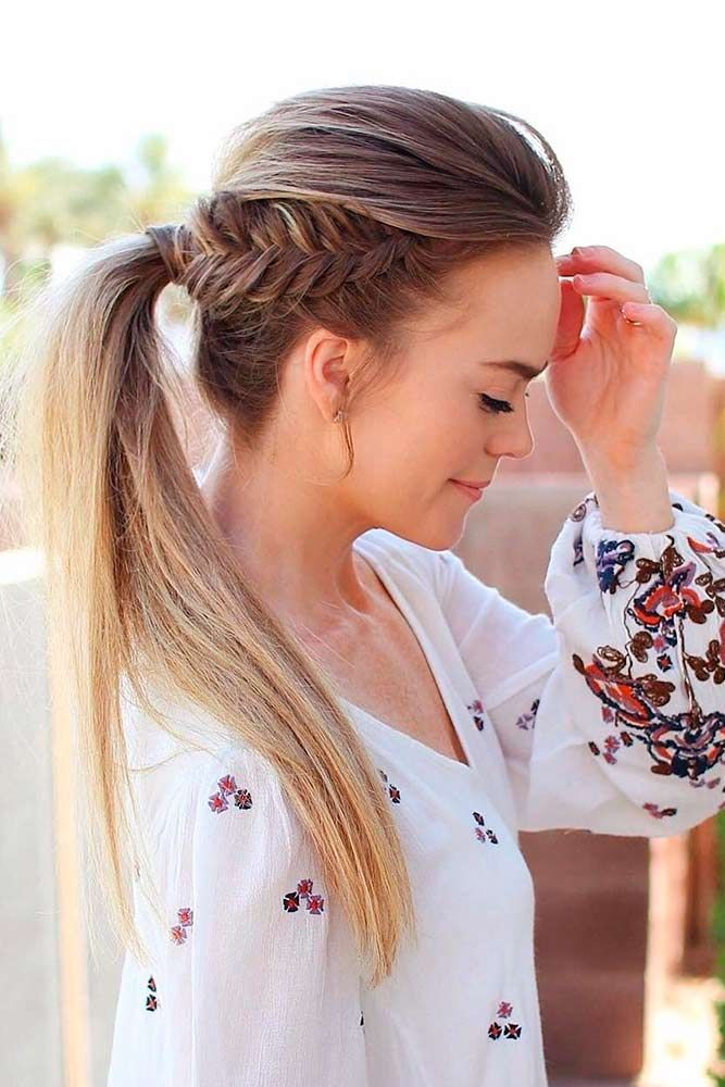 Best 25+ Easy summer hairstyles ideas on Pinterest | Summer ...