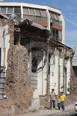 Earthquake In Chile, 2010 February 27 - Download From Over 29 Million High Quality Stock Photos, Images, Vectors. Sign up for FREE today. Image: 19311793