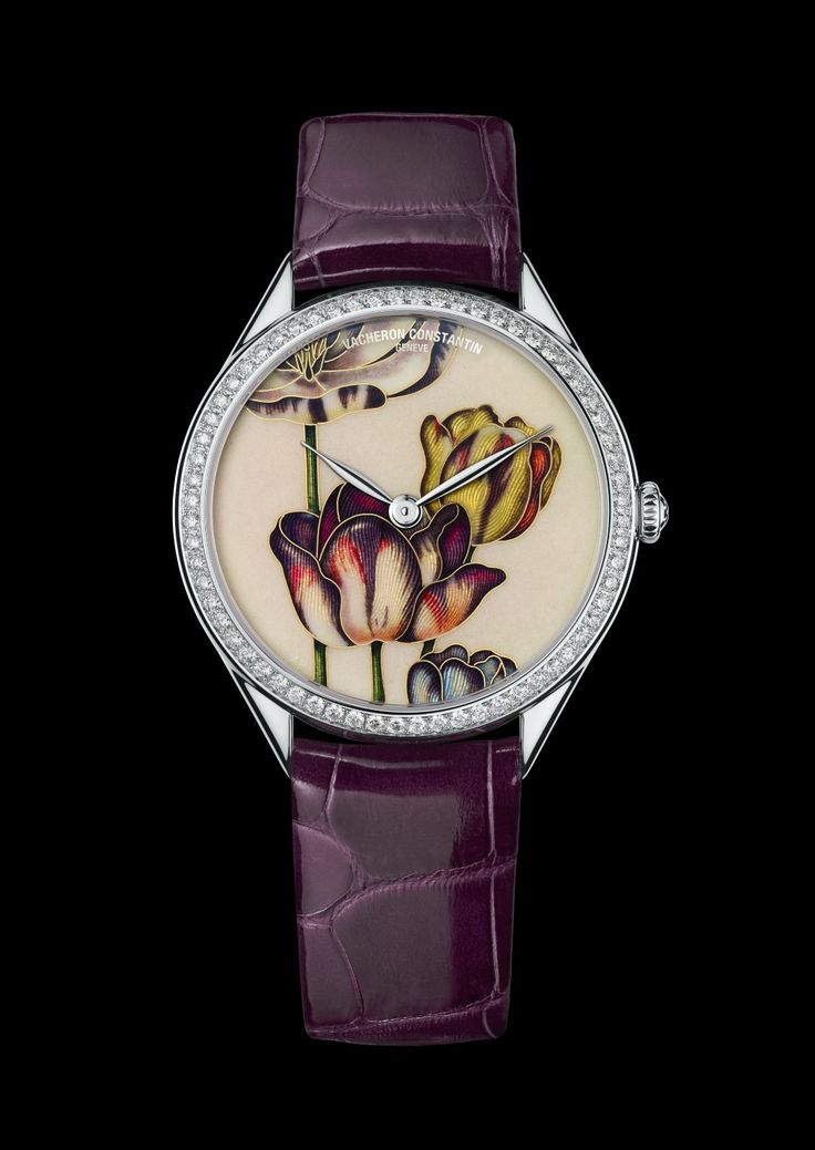 #Vacheron Constantin Métiers d'Art Florilège – tulipán