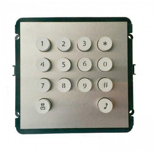 Dahua VTO2000A-K VTO2000A-K VTO2000A-K - дополнительный модуль в виде кодонаборной панели для набора номера помещения, выполнен из металла. Поддерживает WEB интерфейс, LAN. Питание VTO2000A-K DC 12В или VTNS1060A. Габаритные размеры: 110x120x24.9 мм. Технические характеристики:Кодонаборная панельМатериал: Металл;WEB интерфейс;LAN;Питание DC 12В или VTNS1060A;  Габаритные размеры: 110x120x24.9 мм.  7 100.00 р. http://магазин.слаботочка-спб.рф/index.php?route=product/product&product_id=201