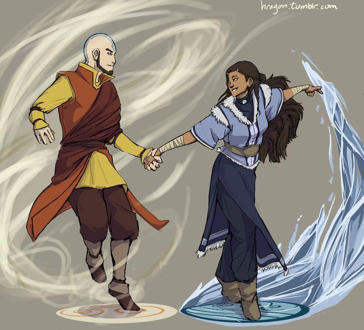 Avatar Dragon: 17+ Images About Kataang