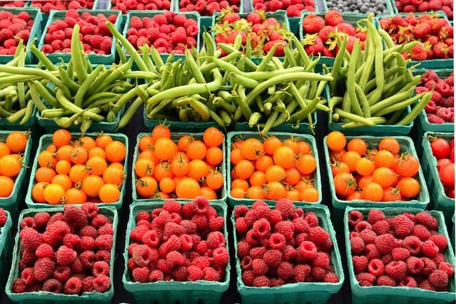Not sure which fruits and veggies you need to purchase organic varieties of? Look no further! We've got the list!