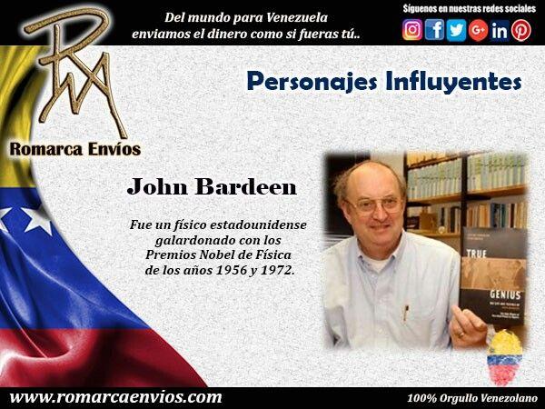 John Bardeen, fue unfísicoestadounidense galardonado con losPremios Nobel de Físicade los años1956y1972, convirtiéndose junto aMarie Curie,Linus PaulingyFrederick Sangeren las únicas personas galardonadas dos veces con el Premio Nobel, en ambas ocasiones en la categoría Nobel de Física.