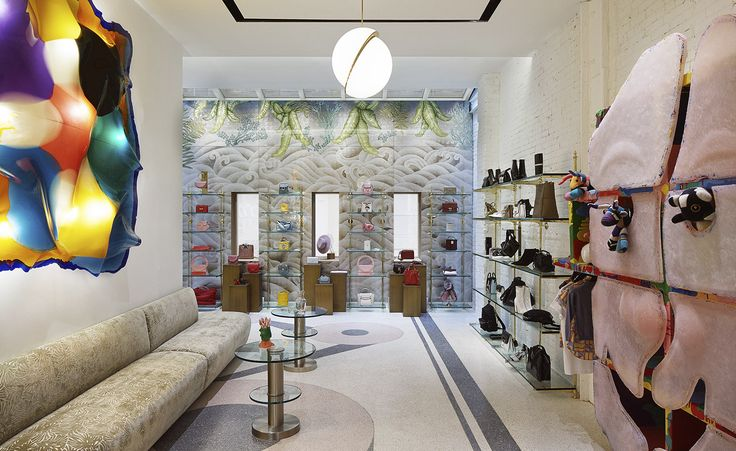 While many Americans typically head south for their winter sojourns, one Floridian has ventured the other way. The Webster, the well-heeled Miami fashion boutique founded by Laure Heriard Dubreuil – has found itself a new 12,000 sq ft outpost right in ...