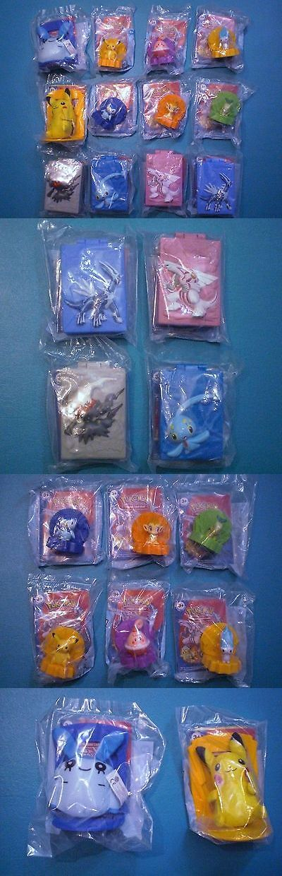 Fast Food 767: Burger King 2008 - Pokemon Trading Card Game Toys - Complete Set Of 12 Mip -> BUY IT NOW ONLY: $46 on eBay!