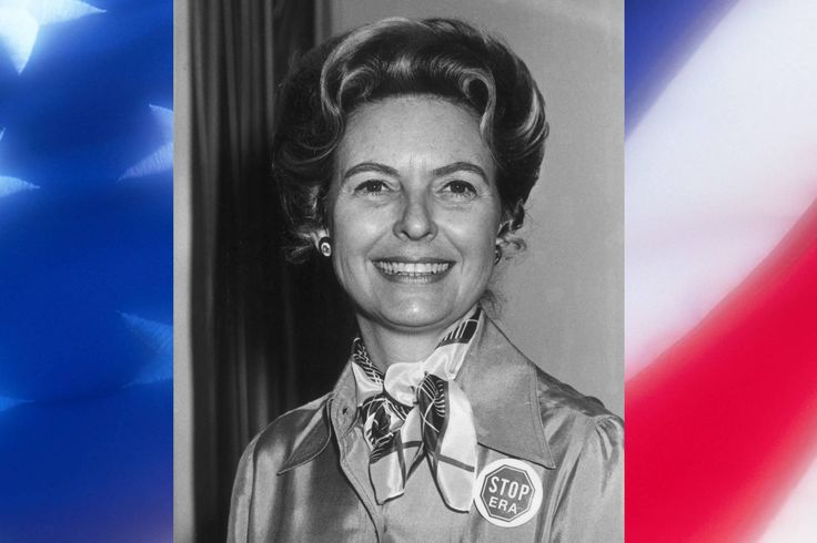 Phyllis Schlafly: Seminar, Phyllis Schlafly, It Was