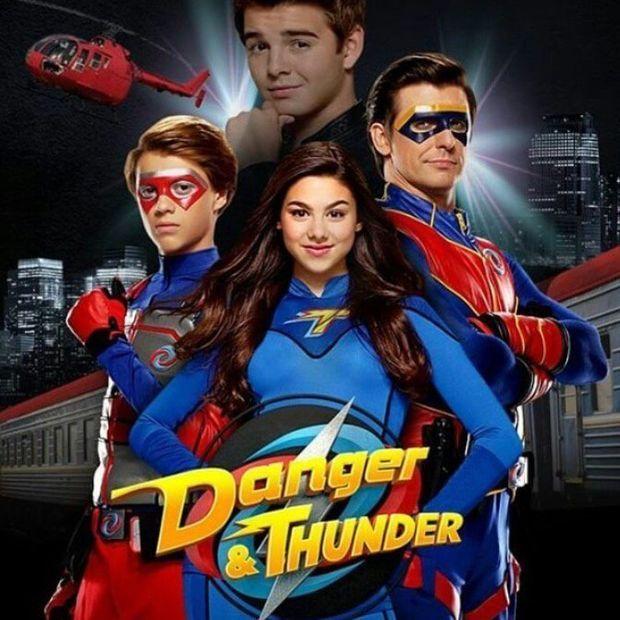 Danger Thunder The Thundermans Wiki Fandom Powered By Wikia Imagenes De Henry Danger Chicos Famosos Los Thundermans