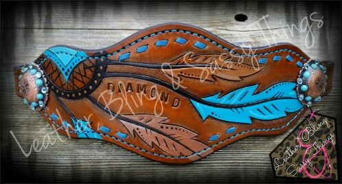 17 best images about leather carving patterns on pinterest for Bronc halter noseband template