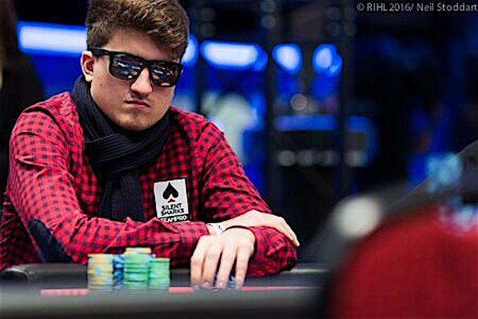 Urbanovich inarrestabile: esce dal mucchio ed è chip leader del final table Ept Dublino
