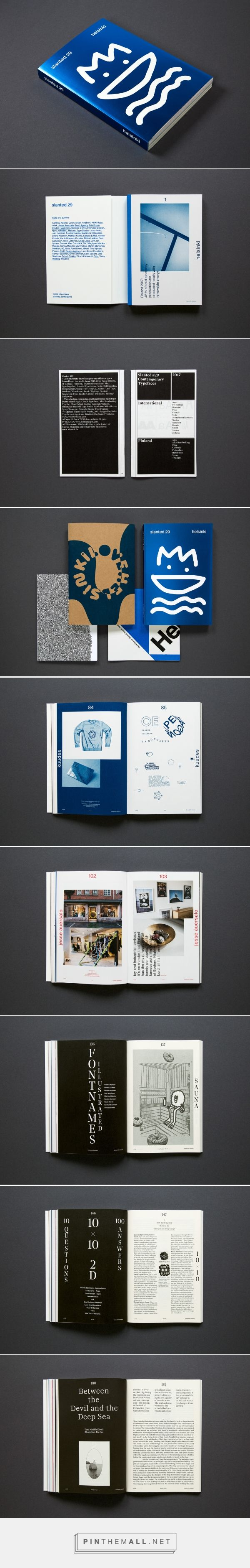 Slanted Magazine #29 – Helsinki on Behance... - a grouped images picture - Pin Them All