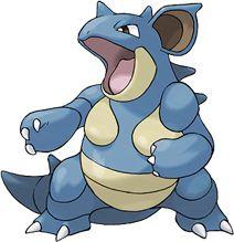 Nidoqueen pokedex: stats, moves, evolution & locations | Pokemon Database