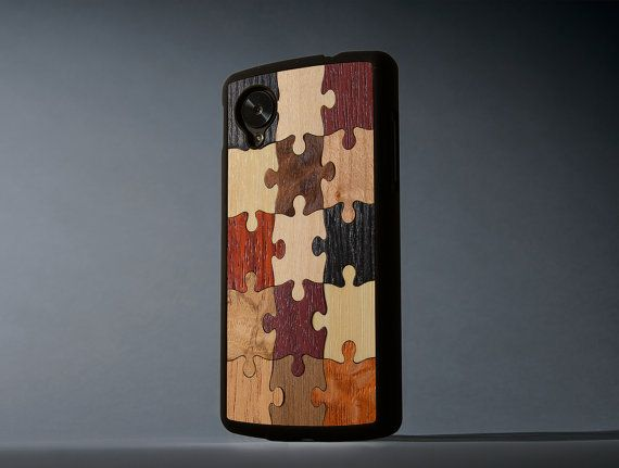 Random Puzzle Inlay Nexus 5 Wood Matte Black by carvedproducts  https://www.etsy.com/listing/198172502/random-puzzle-inlay-nexus-5-wood-matte?ref=shop_home_active_3&ga_search_query=nexus%2B5