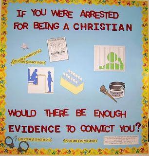 Bible Fun For Kids: Random Adult Bible Bulletin Boards