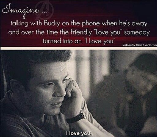Bucky Barnes Imagine