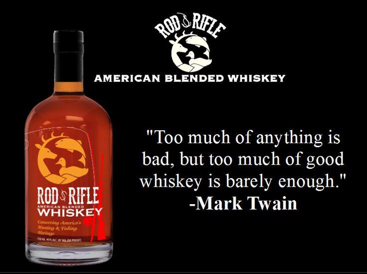 Rod & Rifle Whiskey