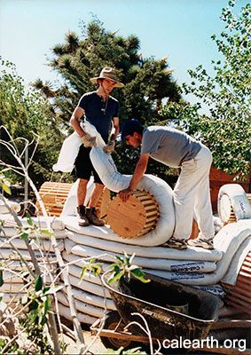 I am becoming super enamored with superadobe seismically for Adobe house construction cost