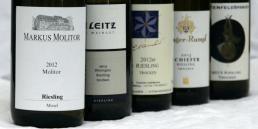 Tyske rieslinger gir mye vin for pengene.