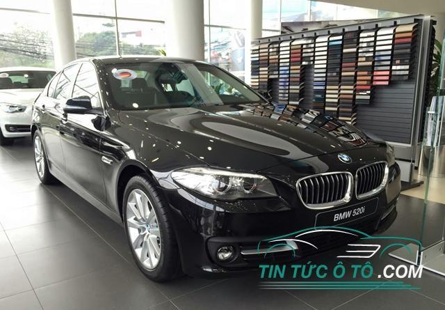 BMW 520i được xây dựng dựa trên nền tảng triết lý EfficientDynamics của BMW