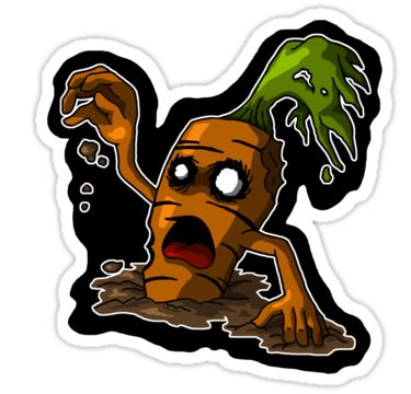 Carrot zombie - Google Search