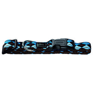 Hunter Halsband Krazy Scotty Vario Basic Blau M