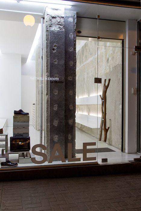 La Scarpa shoe shop by Elia Nedkov