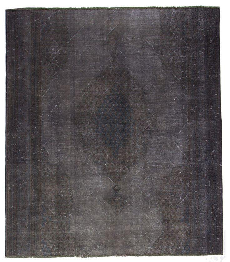 Orientteppich  Vintage modern Handgeknüpft  perser 250 x 250 cm orient tæppe