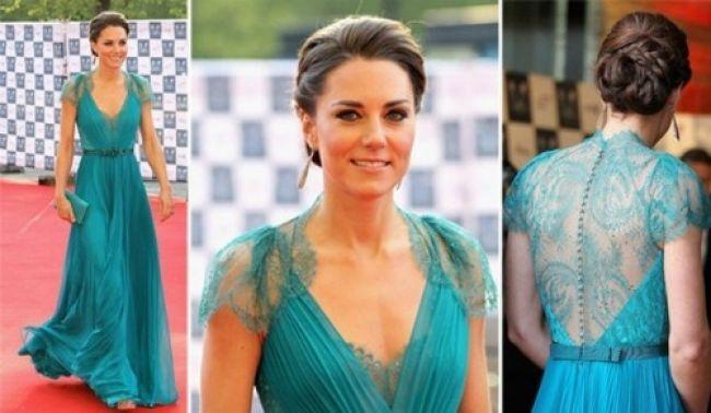 Robes et accessoires de couleur turquoise, aqua et vert menthe Image: 7