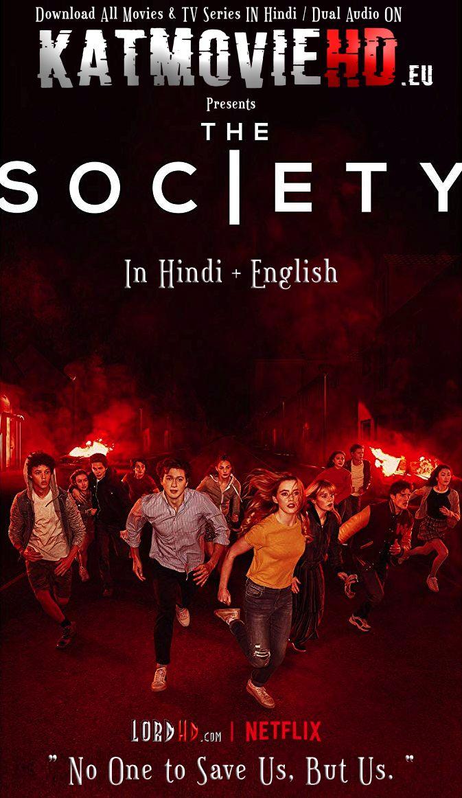 The Society (Season 1) Hindi Complete 720p HDRip Dual