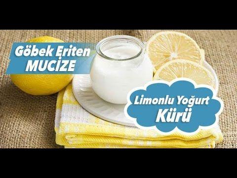 Göbek Eriten Mucize: Limonlu Yoğurt Kürü » Kadın Ne Der - Kadın Ne Der
