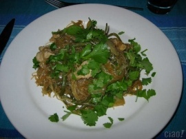 Bami Indonesien : My recipe from New caledonia