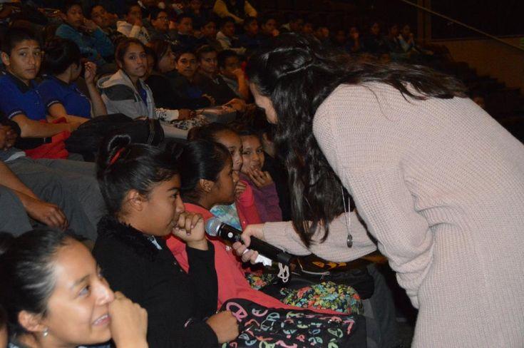 Brindó Gobierno Municipal pláticas de sensibilización y concientización de violencia a estudiantes | El Puntero