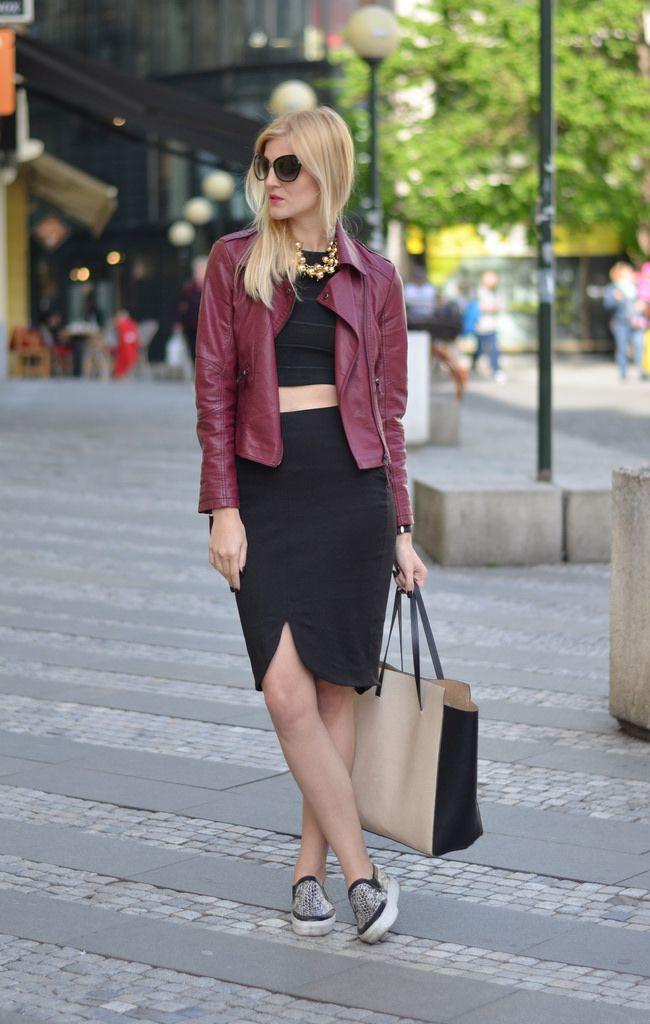 The Blondieverse - fashion blog by Martina Bechyňová