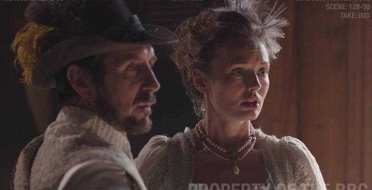 "@PopeJessica: ""#Musketeers 3 And this..... Welcome to Ep 4, James Callis, Olivia Poulet, Paul McGann and Laura Haddock......."""