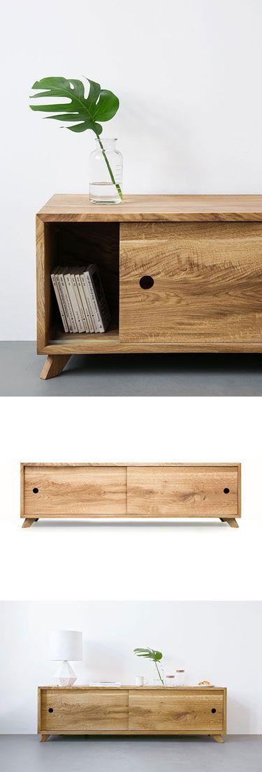 NUTSANDWOODS – Oak Sideboard