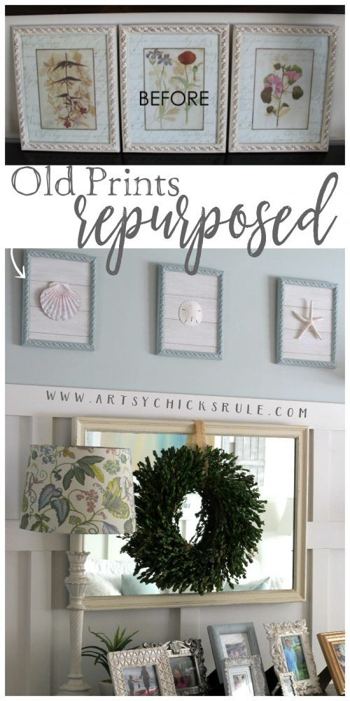 20 Thrift Store Makeovers For Your Home