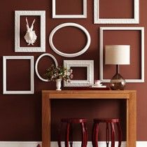 Wall Picture Frames best 25+ empty frames decor ideas on pinterest | empty picture