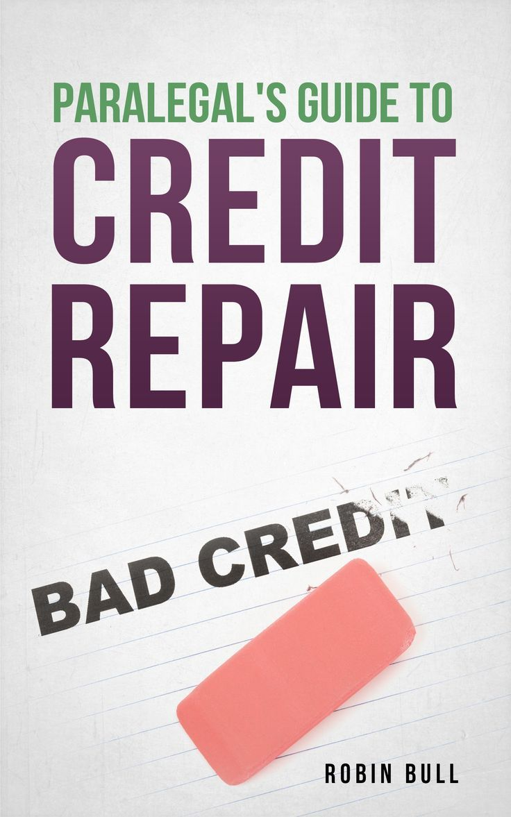 Learn the best ways to clean up your credit from a former