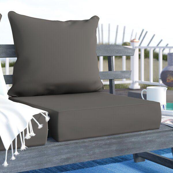 Adelia Texture Outdoor Cushion Outdoor Lounge Chair Cushions Patio Furniture Cushions Lounge Chair Cushions