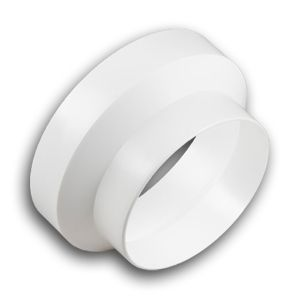 All plastic pipe fittings are flexible in nature and it should be easily buried in sand or soil. It means that good installation of plastic pipes will result in better soil settlement.