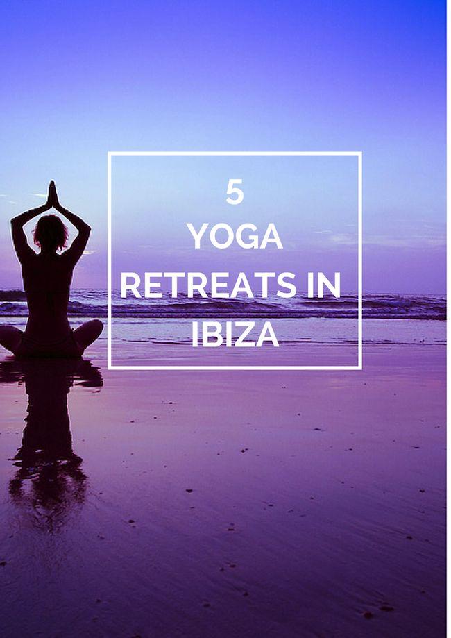 5 yoga retreats in Ibiza