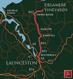 Delamere Vineyards - Contact Us