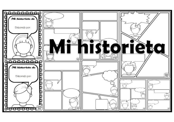 Increíble material para crear historias | Didáctica Educativa
