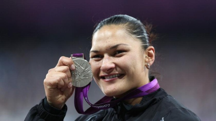 Adams has to settle for silver | olympic.org.nz