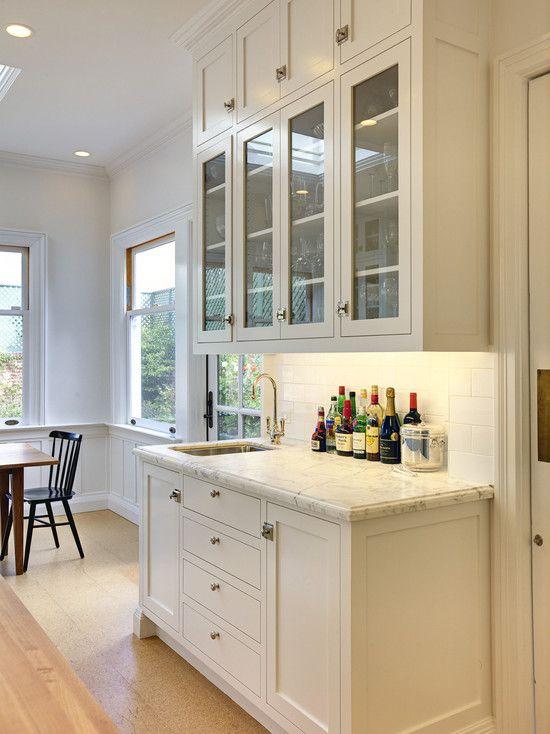 wet kitchen by mahoney architects u0026 interiors