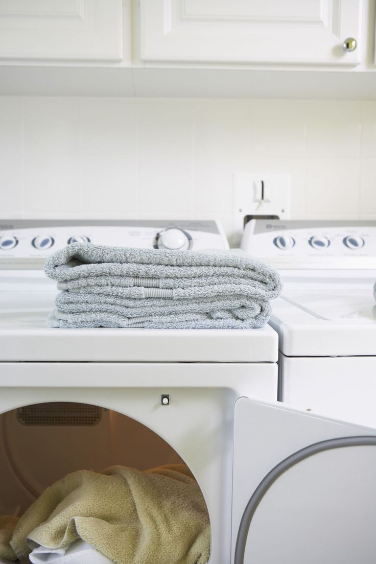 Clear out your dryer's lint trap